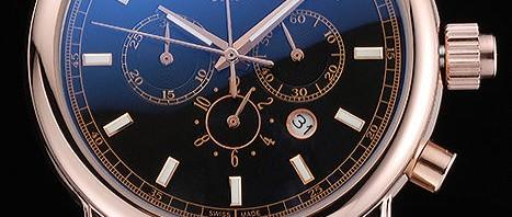 Two classic contemporary interpretation of complex functions: Patek Philippe Annual Calendar Chronograph Ref 5905.